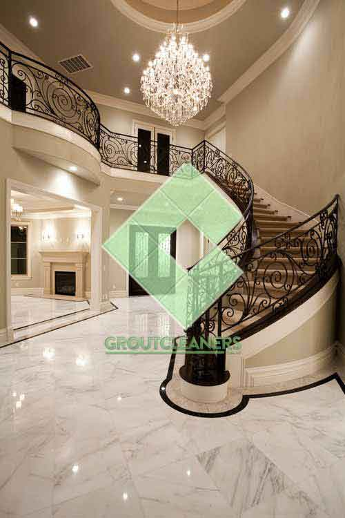 marble_tiles_traditional_entry_with_polished_light_marble_tiles_shiny