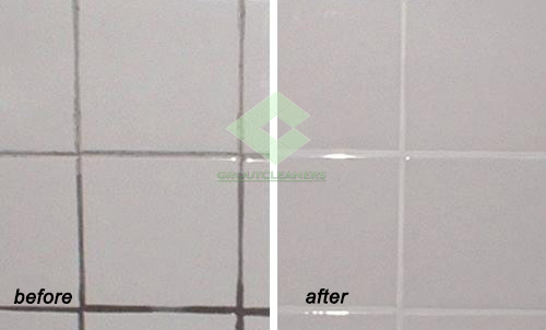 Regrouting Bathroom Tiles And Cleaning Tiles Getting Amazing Result
