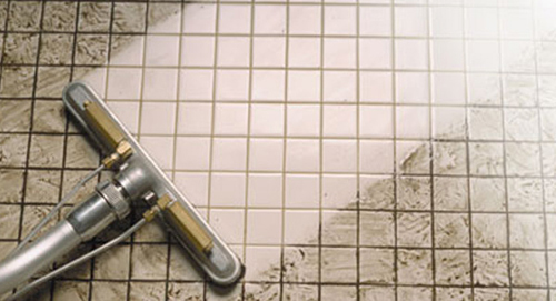 tile grout cleaning using best product